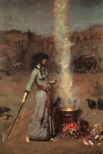 waterhouse witch